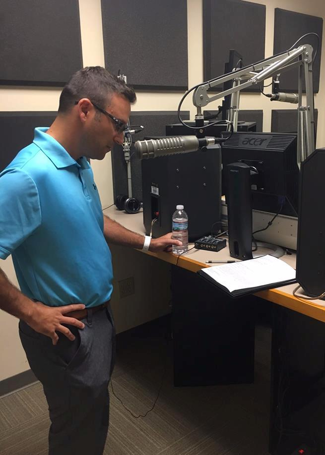 Dr. G recording